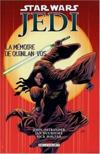 Star Wars Jedi : La Mémoire de Quinlan Vos