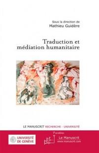 Traduction et médiation humanitaire