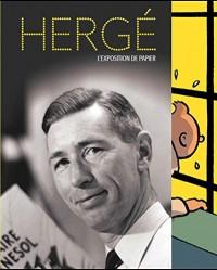 Hergé : L'exposition de papier