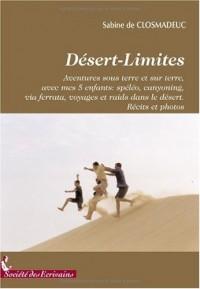DESERT - LIMITES