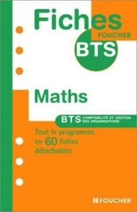 Fiches BTS : Maths