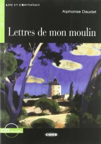 Lettres de mon moulin (1CD audio)