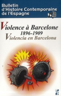 Violence a Barcelone 1896 1923