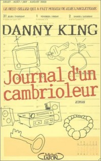 Journal d'un cambrioleur