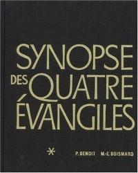 Synopse des quatre Evangiles en français, 3volumes -complet.