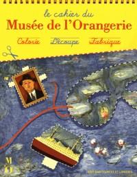 Le carnet d'activités du musée de l'Orangerie