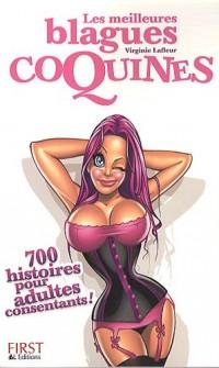 Les meilleures blagues coquines : 700 histoires pour adultes consentants !