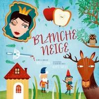 Blanche-Neige - Livre pop-up