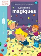 Les billes magiques [Poche]