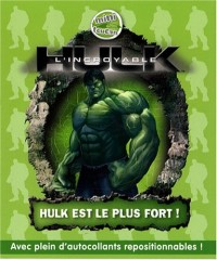 L'incroyable Hulk, Tome 1 : Hulk est le plus fort !