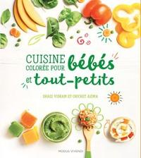 Cuisine colorée pour bébés et tout-petits
