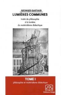 Lumières communes : Pack en 4 volumes