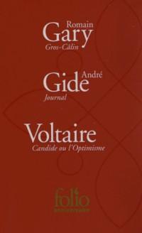 Gros-Câlin - Journal. Une anthologie - Candide ou l'Optimisme