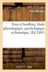 Fous et Bouffons  ed 1885