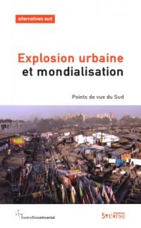 Explosion urbaine et mondialisation