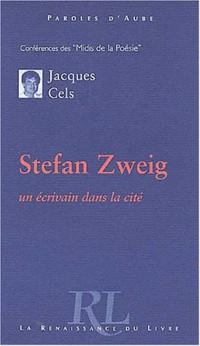Stefan Zweig : Un écrivain dans la cité