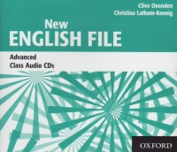 New English File: Advanced: Class Audio CDs