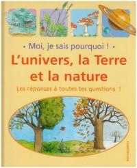 L'Univers, la Terre et la nature