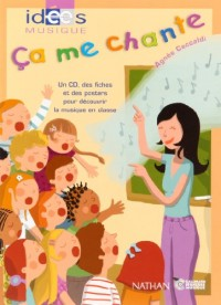 Ca me chante (1CD audio)