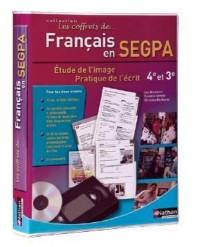 Coffret de Français Segpa Eleve 2005 Etude de l'Image Pratique de l'Ecrit 4e et 3e