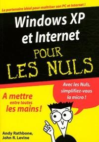 Windows XP et Internet pour les nuls