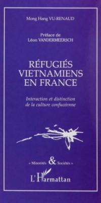 Réfugiés vietnamiens en France. Interction et distinction de la culture confucéenne