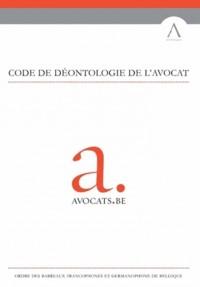 Code de Deontologie de l'Avocat