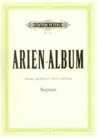 Arien Album - Nr.734 - Voice and Piano-Sopran