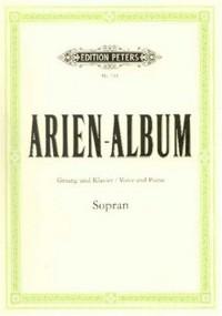 Arien Album - Nr.734 - Voice and Piano-Sopran