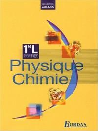 Galiléo : Physique Chimie, 1ère L