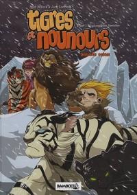 Tigres et Nounours deuxième voyage, Tome 1 : L'attaque des bestioles