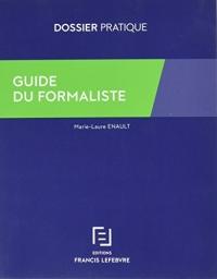 Guide du formaliste 2018
