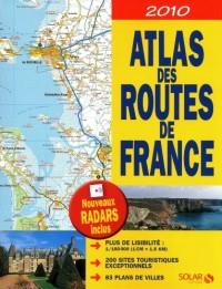 Atlas des routes de France 2010