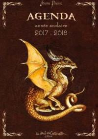 Agenda scolaire 2017-2018 Dragons