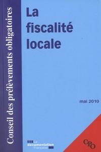 La fiscalité locale : Conseil des prélèvements obligatoires