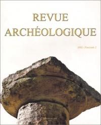 Revue archéologique, numéro 2 - 2002