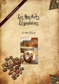 Les HazArts Légendaires - roman et jeu - www.leshazarts.info