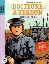Docteure à Verdun : Nicole Mangin