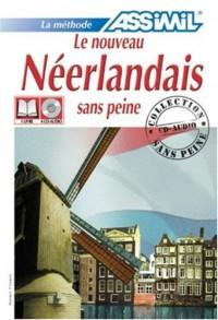 Le Nouveau Néerlandais sans Peine ; Livre + CD Audio (x4)