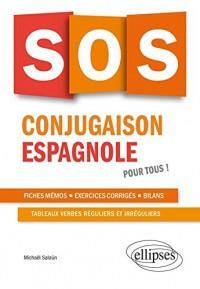 SOS Conjugaison Espagnole pour Tous !
