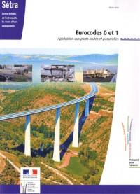 Eurocodes 0 et 1 : Application aux ponts routes et passerelles