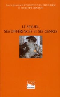 Sexuel, ses differences et ses genres (le)