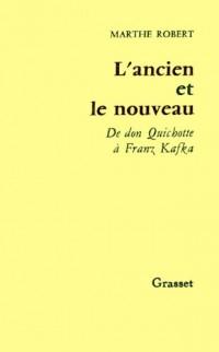 L'ancien et le nouveau de don quichotte à F. Kafka