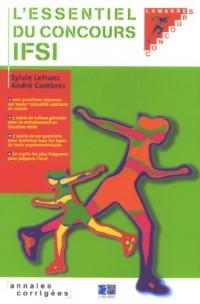 L'essentiel du concours IFSI