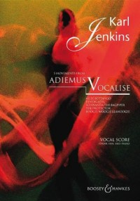 BOOSEY JENKINS KARL - ADIEMUS V: VOCALISE - WOMEN'S CHOIR AND PIANO