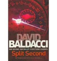 [ SPLIT SECOND BY BALDACCI, DAVID](AUTHOR)PAPERBACK
