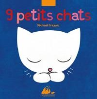 Neuf petits chats