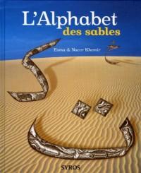L'Alphabet des sables : De l'alphabet arabe comme alphabet des sables