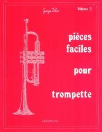 Partition: Trompette vol. 3 pieces faciles