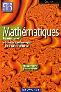 Mathématiques 1e ST2S